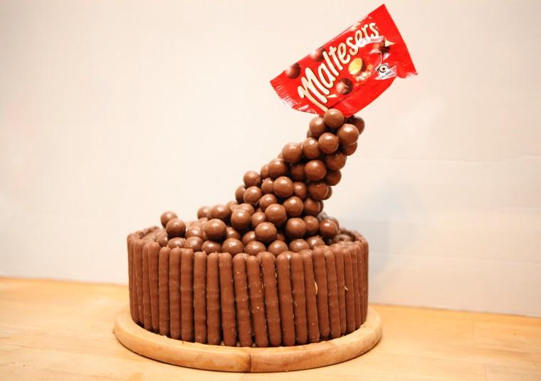 Malteser Cake Ben Redgell