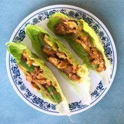 chicken-satay-lettuce-tacos